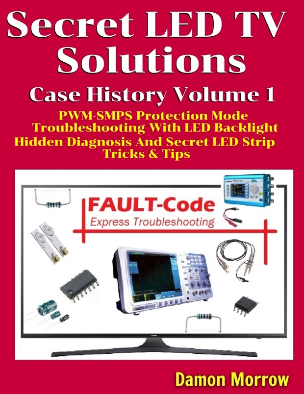 Secret LED TV Solutions 1 | LED LCD TV Repair