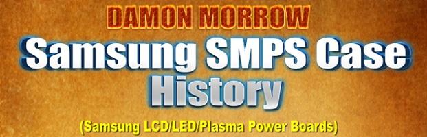 Samsung LCD TV Case Histories