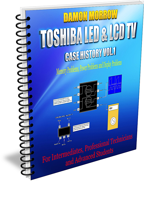 Toshiba LCD LED Case Histories