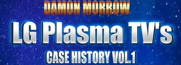 LG Plasma TV Case History 1